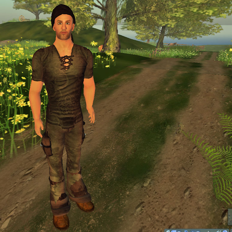 Peeing second life opinion