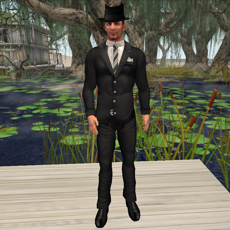 The Gentleman Trilby Hat And